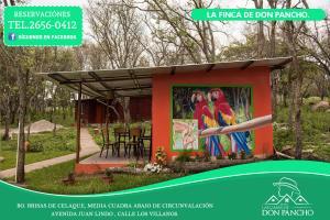 Las casas de Don Pancho, Отели  El Molino - big - 11
