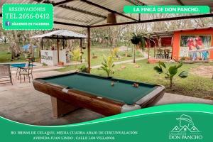 Las casas de Don Pancho, Отели  El Molino - big - 10