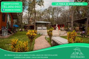 Las casas de Don Pancho, Отели  El Molino - big - 9
