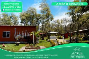 Las casas de Don Pancho, Отели  El Molino - big - 6