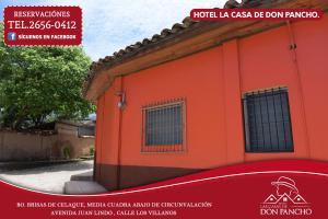 Las casas de Don Pancho, Отели  El Molino - big - 21