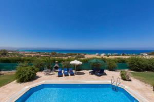 Argaka Sea View Villa No 1, Villen  Argaka - big - 9