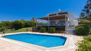Argaka Sea View Villa No 1, Villen  Argaka - big - 11