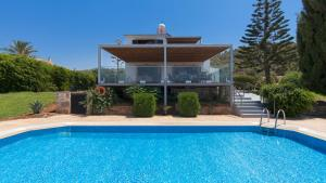 Argaka Sea View Villa No 1, Villen  Argaka - big - 16