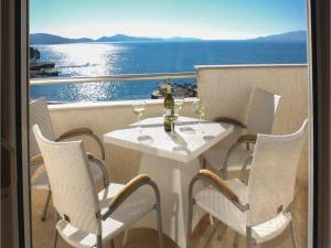 Apartment Sarande with Sea View 01
