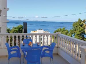 Apartment Sarande with Sea View XIV
