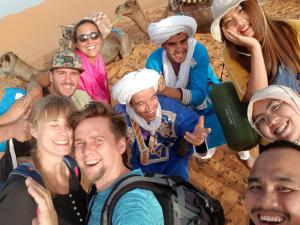 Marhaba Camp, Camel & Sandboarding, Zelt-Lodges  Merzouga - big - 41