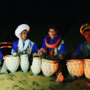Marhaba Camp, Camel & Sandboarding, Zelt-Lodges  Merzouga - big - 42