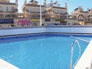 Two-Bedroom Apartment Orihuela Costa with an Outdoor Swimming Pool 08, Playas de Orihuela