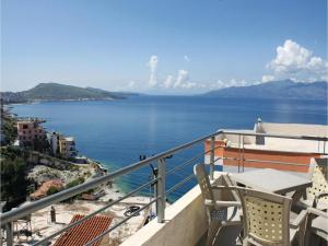 One-Bedroom Apartment in Sarande, Саранда