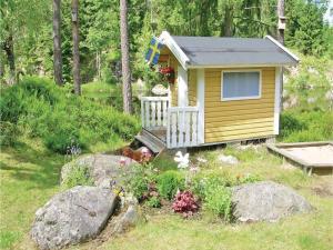 Holiday home Trollebo, Kråkvattnet Tived, Case vacanze  Tived - big - 11