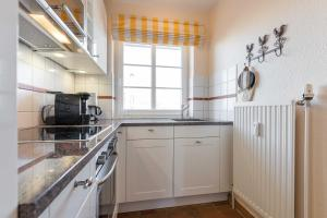 _Arnfried_ Whg 5, Apartmány  Wenningstedt - big - 9