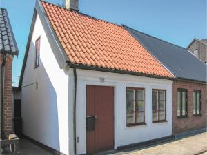 Two Bedroom Holiday Home in Trelleborg