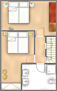 _Carmen_ App_ 9, Apartmány  Wenningstedt - big - 12