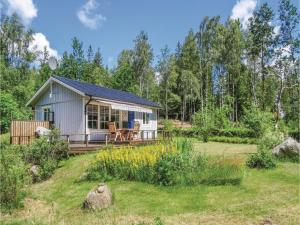Two Bedroom Holiday Home in Langaryd