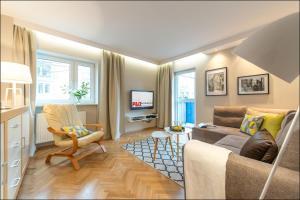 Варшава - P&O Apartments Chmielna