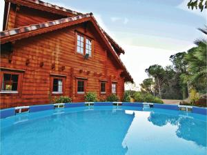 obrázek - Four-Bedroom Holiday Home in St. Genis de Palafolls