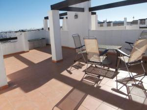 Apartment Alhama de Murcia 10, Апартаменты  La Molata - big - 12