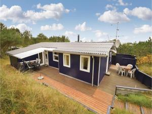 Two Bedroom Holiday Home in Thisted