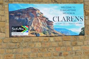 Lake Clarens Guest House, Penzióny  Clarens - big - 48