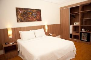 Premier Parc Hotel, Hotel  Juiz de Fora - big - 27