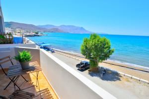 Beach House, Apartmány  Kissamos - big - 20