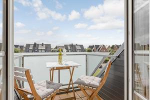 _Kehrwieder_ App_ 8, Apartmanok  Wenningstedt - big - 4