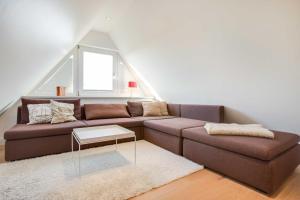 _Kuerzdoerfers_ App_ 3 OG, Apartmanok  Wenningstedt - big - 13