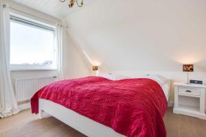 _Kuerzdoerfers_ App_ 3 OG, Apartmanok  Wenningstedt - big - 3