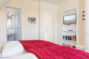 _Kuerzdoerfers_ App_ 3 OG, Apartmanok  Wenningstedt - big - 2