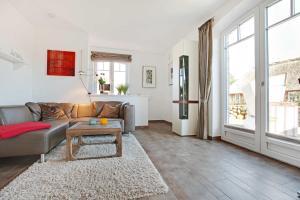 Landhaus _Berthin_Bleeg_ App_ 4 Bu, Appartamenti  Wenningstedt - big - 6