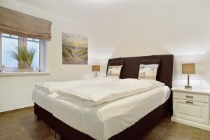 Landhaus _Berthin_Bleeg_ App_ 4 Bu, Appartamenti  Wenningstedt - big - 3