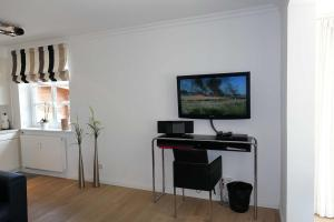 Suederwung 12 _ Appartement 1, Apartmanok  Wenningstedt - big - 5