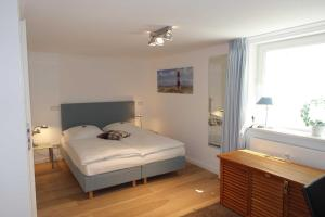 Suederwung 12 _ Appartement 1, Apartmanok  Wenningstedt - big - 2