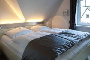 Landhaus _Berthin_Bleeg_ App_ 8 Di, Apartmanok  Wenningstedt - big - 3