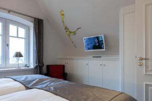 Landhaus _Berthin_Bleeg_ App_ 8 Di, Apartmanok  Wenningstedt - big - 2