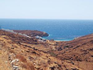 Almyra Yellow Villa, Case vacanze  Kithnos - big - 23