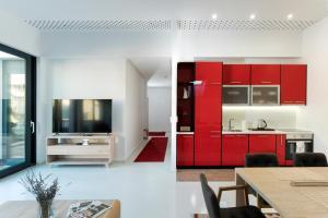 BA Apartments - фото 8
