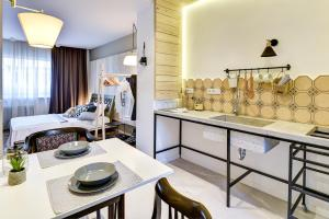 Spacious and bright apartment in city center - фото 8