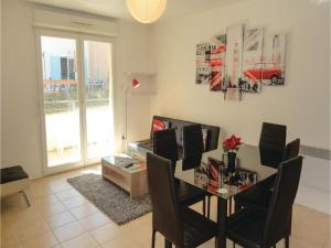 One-Bedroom Apartment in Carcassonne, Апартаменты  Каркассон - big - 10