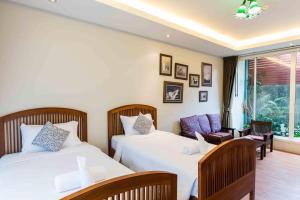 Feung Nakorn Balcony Rooms and Cafe, Отели  Бангкок - big - 35
