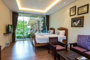 Feung Nakorn Balcony Rooms and Cafe, Hotely  Bangkok - big - 23