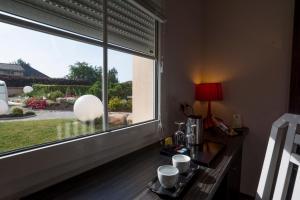 Inter-hôtel Le Pillebois, Отели  Montrevel-en-Bresse - big - 10