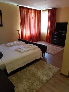 Apartment Cuza Voda 1 Brasov, Апартаменты  Брашов - big - 5