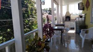Residencial Bertoglio, Ferienwohnungen  Florianópolis - big - 23