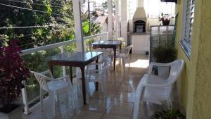 Residencial Bertoglio, Ferienwohnungen  Florianópolis - big - 6
