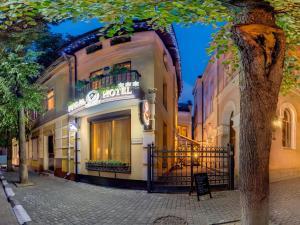 Отель Под Темплем, Ивано-Франковск