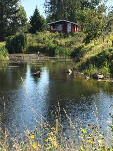 Valla, Lodges  Kristinehamn - big - 1