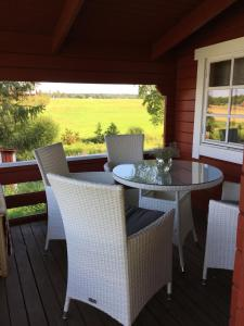 Valla, Lodges  Kristinehamn - big - 8