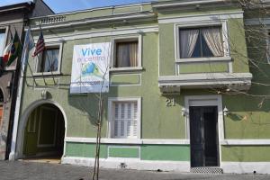 Сантьяго - Cosmopolita Hostel